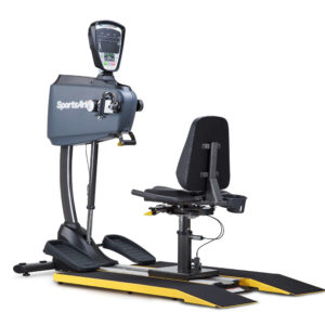 sportsart upper body ergometer