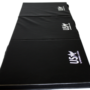 troy barbell folding exercise mat