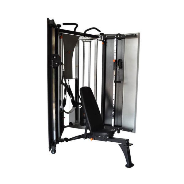 f9 fold-away strength trainer