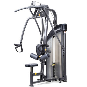 SportsArt Dual Function Lat Pulldown/Mid Row/Chest