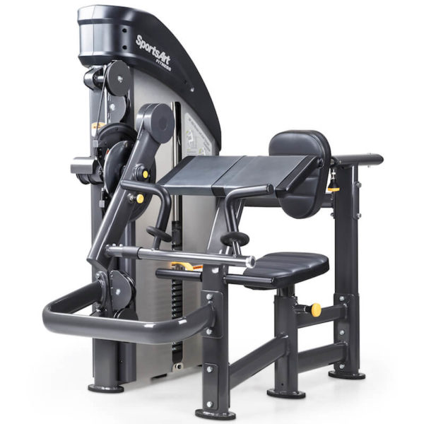 SportsArt Dual Function Biceps curl/Triceps Extension