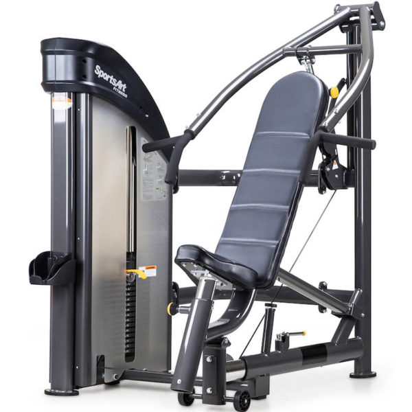 SportsArt Dual Function Multi-Press