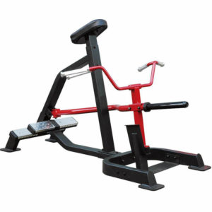 Element Fitness Plateloaded Incline Row