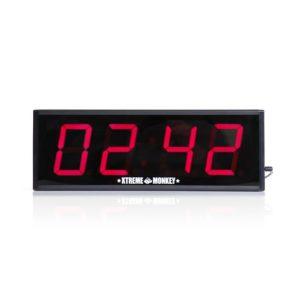 XM wall mounted digital timer