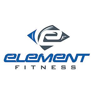element fitness logo