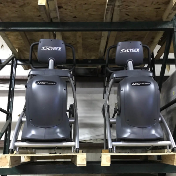 used cybex 750a arc trainer