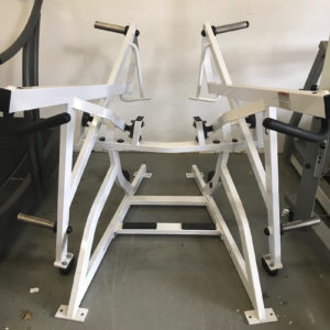 used hammer strength ground base combo incline