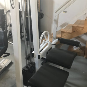 used legend leg curl