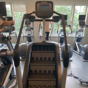 used life fitness powermill