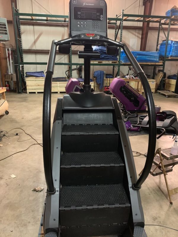 used stairmaster stepmill gauntlet