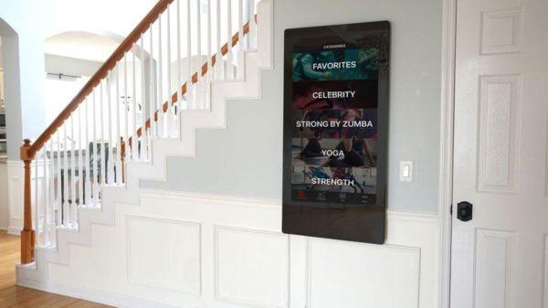 """Echelon 50"""" Touchscreen"""
