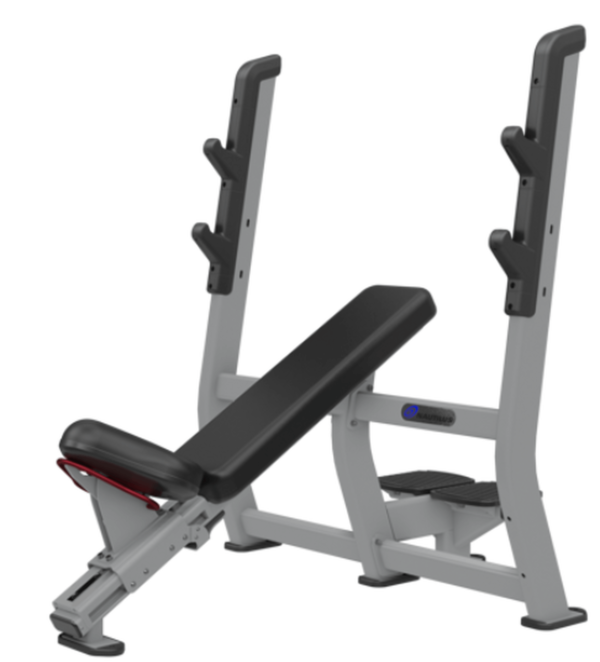 Nautilus Inspiration Olympic Incline Bench