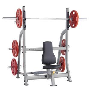 Steelflex NOSB Olympic Shoulder Bench
