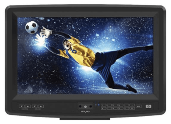 Star Trac S_Series Personal Viewing Screen