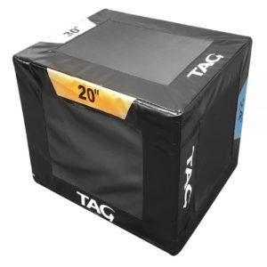 Tag Fitness Soft Plyo Box