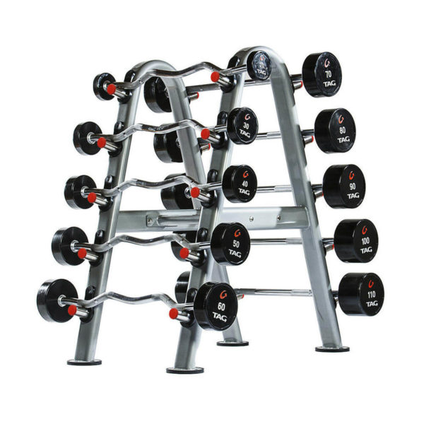 Tag Fitness Barbell Rack