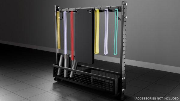 Throwdown XTR Suspension Storage
