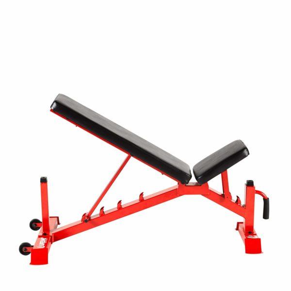 Lifeline Adjustable Weight Bench